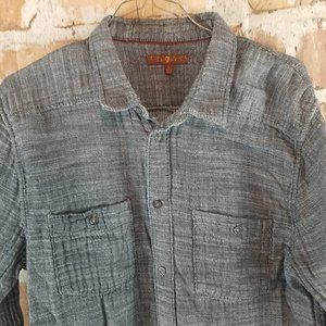 7 FOR ALL MANKIND MEN'S SHIRT SIZE L